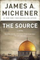 Couverture du livre « The source » de James Albert Michener aux éditions Editions Racine