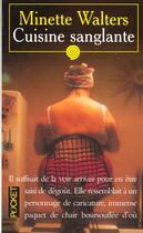Couverture du livre « La Cuisine Sanglante » de Minette Walters aux éditions Pocket