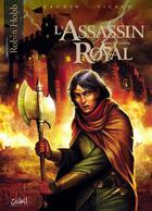 Couverture du livre « L'assassin royal T.5 ; complot » de Christophe Picaud et Jean-Charles Gaudin aux éditions Soleil