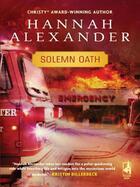Couverture du livre « Solemn Oath » de Alexander Hannah aux éditions Mills & Boon Series