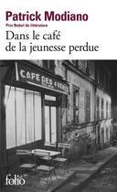 Couverture du livre « Dans le café de la jeunesse perdue » de Patrick Modiano aux éditions Gallimard