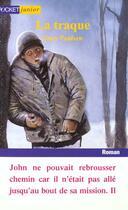 Couverture du livre « La traque » de Gary Paulsen aux éditions Pocket