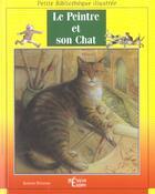 Couverture du livre « Le Peintre Et Son Chat » de Sharon Wooding aux éditions Epigones