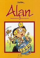 Couverture du livre « Alan t.3 » de Serge Lindier aux éditions Jos Le Doare
