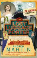 Couverture du livre « The Lost Luggage Porter » de Andrew Martin aux éditions Faber And Faber Digital