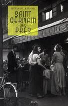 Couverture du livre « Saint-Germain-des-Prés » de Gerard Bonal aux éditions Seuil