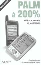 Couverture du livre « Palm a 200% » de Neumann aux éditions O Reilly France