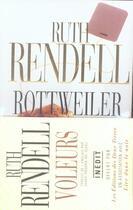 Couverture du livre « Rottweiler » de Rendell-R aux éditions Des Deux Terres