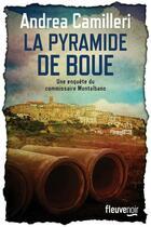 Couverture du livre « La pyramide de boue » de Andrea Camilleri aux éditions Fleuve Noir