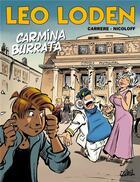 Couverture du livre « Léo Loden t.28 ; Carmina Burrata » de Serge Carrere et Loic Nicoloff aux éditions Soleil