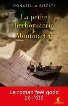 Couverture du livre « La petite herboristerie de Montmartre » de Donatella Rizzati aux éditions Charleston