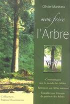 Couverture du livre « Mon frère l'arbre » de Olivier Manitara aux éditions Ultima