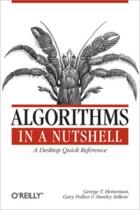 Couverture du livre « Algorithms in a Nutshell » de Gary Pollice aux éditions