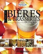 Couverture du livre « Route des bières et brasseries de France » de Collectif aux éditions Tourisme Et Decouvertes