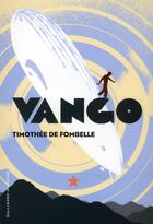 Couverture du livre « Vango » de Timothée de Fombelle aux éditions Gallimard-jeunesse