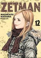Couverture du livre « Zetman t.12 » de Masakazu Katsura aux éditions Delcourt