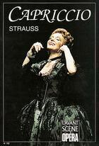 Couverture du livre « L'avant-scène opéra N.152 ; capriccio » de Richard Strauss aux éditions L'avant-scene Opera