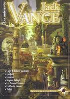 Couverture du livre « REVUE BIFROST ; les univers de Jack Vance » de Revue Bifrost aux éditions Le Belial