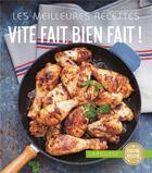 Couverture du livre « Vite fait, bien fait ! » de Collectif aux éditions Larousse