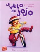 Couverture du livre « Le vélo de Jojo (édition 2017) » de Herve Pinel et Christine Schneider aux éditions Albin Michel
