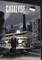 Couverture du livre « Catalyse » de Pierre-Henry Gomont aux éditions Manolosanctis
