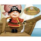 Couverture du livre « Barbare le pirate » de Valerie De La Torre et Vayounette aux éditions Nephelees