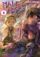 Couverture du livre « Made in abyss t02 » de Tsukushi Akihito aux éditions Ototo