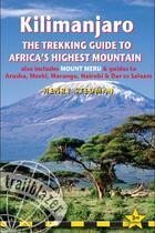 Couverture du livre « **Kilimanjaro » de Collectif aux éditions Trailblazer