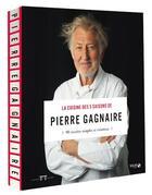 Couverture du livre « La cuisine des 5 saisons de Pierre Gagnaire » de Pierre Gagnaire aux éditions Solar