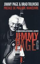 Couverture du livre « Conversations avec Jimmy Page » de Brad Tolinski et Jimmy Page aux éditions Ring