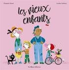 Couverture du livre « Les vieux enfants » de Brami/Guillerey aux éditions Casterman