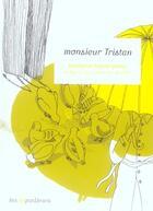 Couverture du livre « Monsieur Tristan » de Stephanie Hoyos-Gomez aux éditions Le Baron Perche