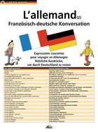 Couverture du livre « L'allemand » de Collectif aux éditions Aedis