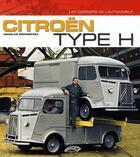 Couverture du livre « Citroën type H » de Nicolas Bonnefoix aux éditions Autodrome
