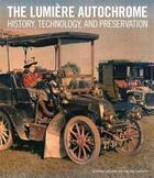 Couverture du livre « The lumiere autochrome » de Bertrand Lavedrine aux éditions Getty Museum