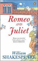 Couverture du livre « Romeo and juliet » de William Shakespeare aux éditions Editions Racine