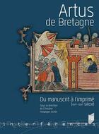Couverture du livre « Artus de Bretagne » de Christine Ferlampin-Acher aux éditions Pu De Rennes