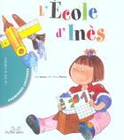 Couverture du livre « L'Ecole D'Ines » de Pilar Ramos et Maria Teresa Ramos aux éditions Les Deux Souris