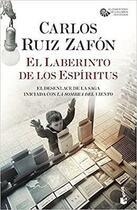 Couverture du livre « Laberinto De Los Espiritus,El » de Carlos Ruiz Zafon aux éditions Booket