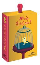 Couverture du livre « Mais il est ou ? » de Vincent Bourgeau aux éditions Ecole Des Loisirs