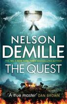 Couverture du livre « The Quest » de Nelson Demille aux éditions Little Brown Book Group Digital