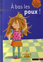 Couverture du livre « À bas les poux ! » de Jane Clarke aux éditions Rouge Et Or