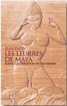 Couverture du livre « Les leurres de Mâyâ » de Jean Papin aux éditions Almora