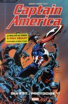 Couverture du livre « Captain America T.3 ; qui est... Protocide ? » de Jerry Ordway et Dan Jurgens aux éditions Panini