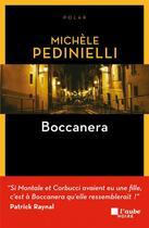 Couverture du livre « Boccanera » de Michele Pedinielli aux éditions Editions De L'aube