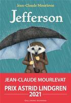 Couverture du livre « Jefferson » de Jean-Claude Mourlevat aux éditions Gallimard-jeunesse