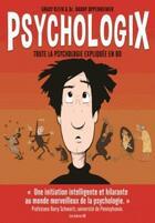 Couverture du livre « Psychologix BD » de Grady Klein et Danny Oppenheimer aux éditions Arenes