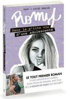 Couverture du livre « Romy ; dans la p'tite vie d'une adolescente » de Romy et Chloe Bomcan aux éditions Les Livres Du Dragon D'or