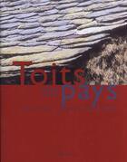 Couverture du livre « Toits De Pays » de Christophe Lepabic et Dominique Reperant aux éditions Hazan