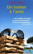 Couverture du livre « Un baiser à l'anis » de Tracy Quan aux éditions Florent Massot